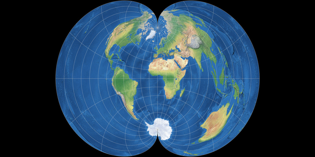 American Polyconic Projection